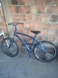 Bicicleta caloi sem machar estar novinha aro aero raisão inox  ela esta top