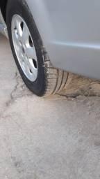 Rodagem com pneus Aro 14