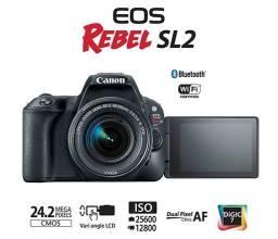 Camera Canon SL2 (Apenas Corpo)