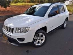Jeep Compass Sport 2.0 2012 Top de Linha