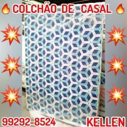 Título do anúncio: Colchão Colchão de Casal - Promoçao !!!