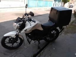 Título do anúncio: Moto Cg 160 cargo