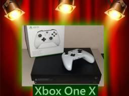 Título do anúncio: Xbox One X   Melhor que Series S, agora com XCLOUD,  nova geração  $ 2.090, 4K 60FPS