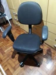 Cadeira giratória escritório