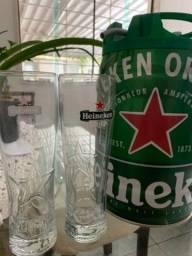 Tulipa chopp Heineken