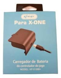 Bateria + Carregador para Controle X-One Mod. Kp-5126b+