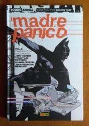 Encadernado capa dura Madre Pânico Vol.01