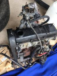 Motor ap 1.8 gasolina completo