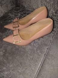 Vendo esse lindo sapato usado poucas vezes