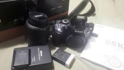 Câmera Nikon D5100 18-55 VR