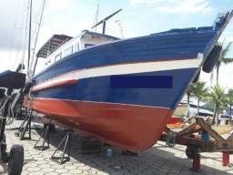 Barco de apoio Portuário