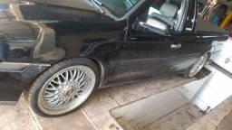 Rodas 18 bbs pneus zeros aro 18