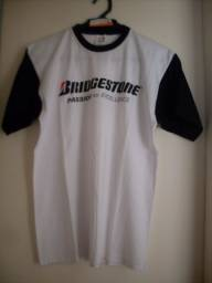 Título do anúncio: camiseta Bridgestone