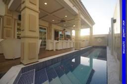 332CCVPr - Linda mansão em Natal-RN. Condomínio Bosque das Palmeiras. 700m² de construção.