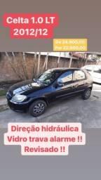 Celta 1.0 Lt 2012/12 Novinho