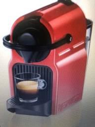 Máquina de café inissia rubi red nespresso