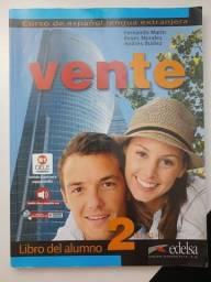 Livro de espanhol vente 2