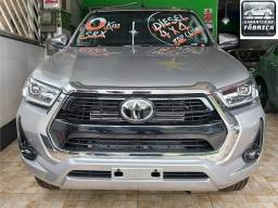 Título do anúncio: Toyota Hilux 2021 2.8 d-4d turbo diesel cd srx 4x4 automático