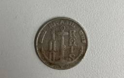 Título do anúncio: Moeda antiga 100 reis 1938