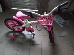 Bike aro 16 feminina
