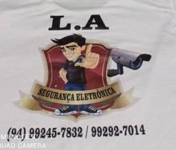 L A segurança eletrônica