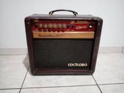Amplificador acustic meteoro v40 violão