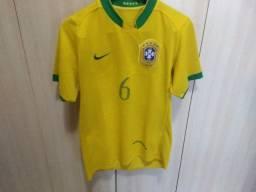 Título do anúncio: Camisa Seleção Brasileira nike 2006