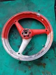 Rodas da Hornet carburada até 2007