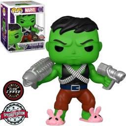 Funko Pop Chase Marvel Professor Hulk 705