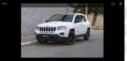 Jeep Compass 2.0 Sport - Impecável