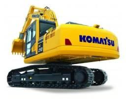 Escavadeira Komatsu Pc 210 2020 / 2021