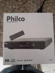 Dvd player philco PH135