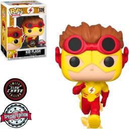 Funko Pop Chase The Flash  Kid Flash 320