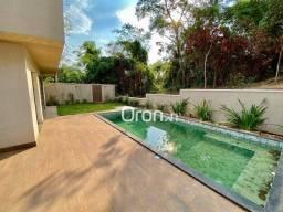 Título do anúncio: Sobrado com 5 dormitórios à venda, 284 m² por R$ 2.600.000,00 - Condomínio do Lago - Goiân