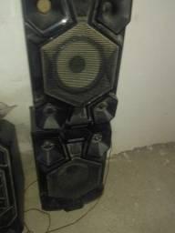 Título do anúncio: Vende-se caixa de som 130
