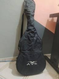 Título do anúncio: violão rosa giannini