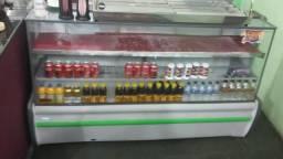 Vendo balcão refrigerado