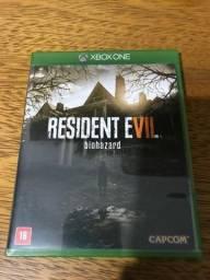 Resident Evil 7 Biohazard Xbox One Midia Fisica Novíssimo