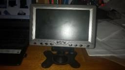 "Tv/monitor LCD 7"" Lenox"