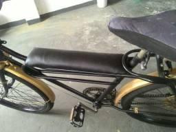 Raridade bicicleta Caloi barra forte