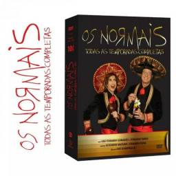 Dvd - Box Os Normais - Todas As Temporadas - 10 Discos