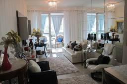 Estreito apartamento 3 quartos sendo 1 suíte, semi mobiliado, 2 vagas livres, hobby box!