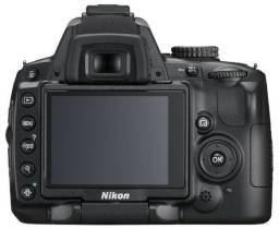 Câmera Dslr Nikon D5000 - Corpo