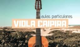Aulas de Viola Caipira