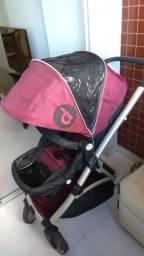 Carrinho + bebê conforto e brinde!!