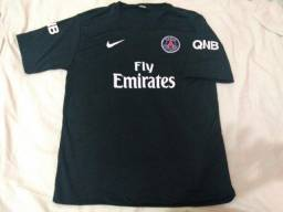 Camisa real madrid e psg