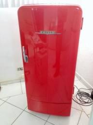 Geladeira Refrigerador Philco - Decada De 50 - Funcionando