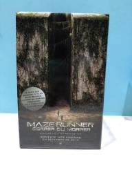 Box livros Maze Runner