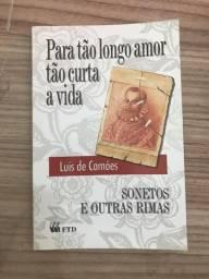 Livro Para Tão Longe Amor Tão Curta a Vida