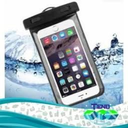 Bolsa Capa Celular Prova D`água Universal